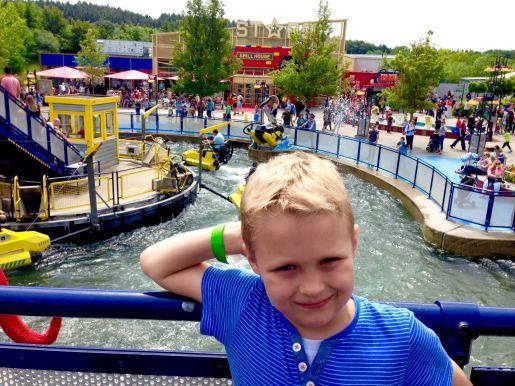rodzinny park rozrywki Legoland Gunzburg
