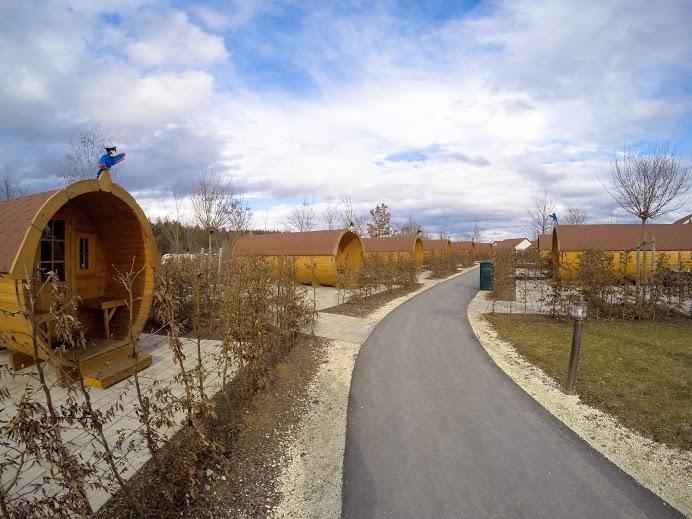Legoland Niemcy atrakcje Camping