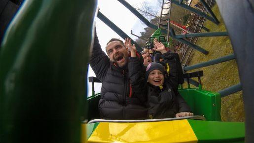 Legoland Niemcy atrakcje weekend