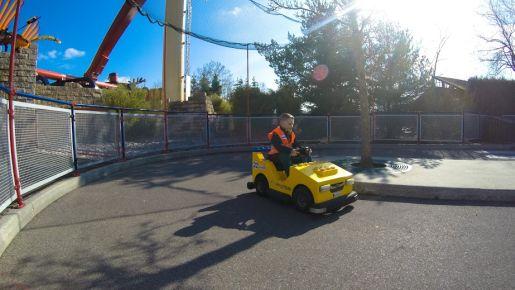 Legoland Niemcy atrakcje szkoła jazdy