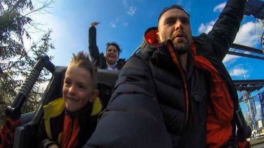 Legoland Niemcy opinie roller coaster