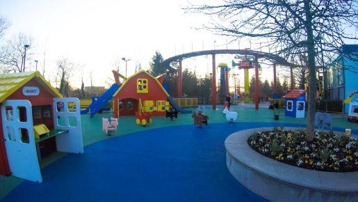 Legoland Niemcy atrakcje dla dzieci