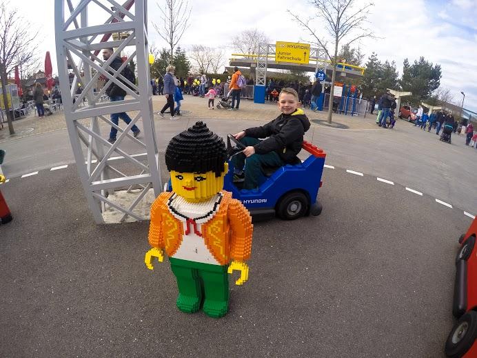 Legoland Niemcy atrakcje dla dzieci Hyundai Driving School