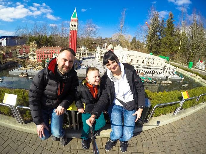 Legoland Niemcy atrakcje park miniatur