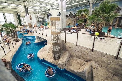 leniwa rzeka aquapark reda