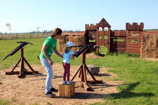 park rozrywki Darłowo atrakcje dla dzieci