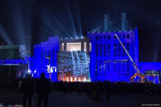 atrakcje dla dzieci festiwal światła Łódź