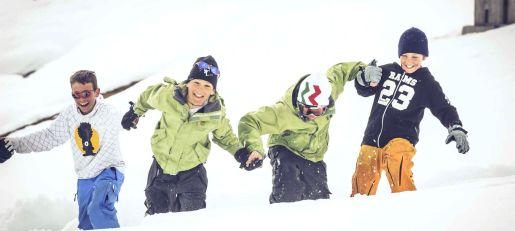 snowpark Livigno rodzinne atrakcje