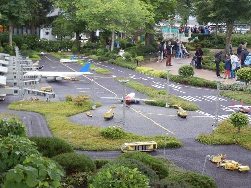Lotnisko Billund Legoland