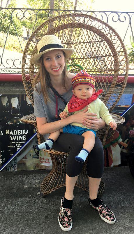 wycieczka z dzieckiem Madera atrakcje