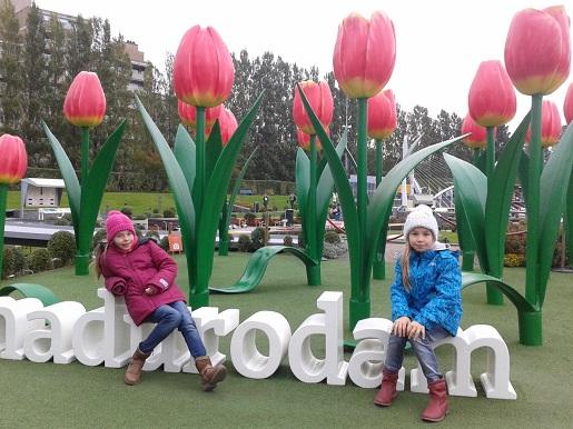 madurodam park miniatur holandia atrakcje