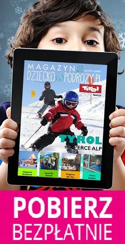 Podróże z dziećmi - Magazyn - Zima
