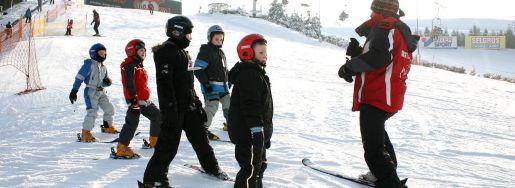 Malta Ski ośrodek narciarski sztuczny stok Poznań