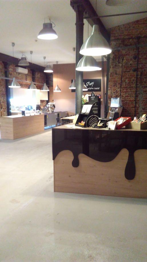 Chocolate Story Łódź warsztaty dla dzieci opinie