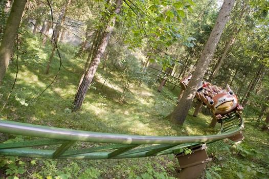 Baśniowy Las Wolfratshausen opinie atrakcje