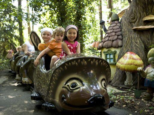 park rozrywki Marchenwald Bawaria opinie
