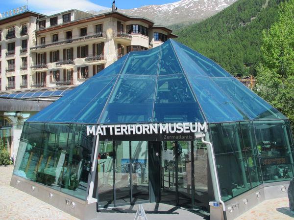Zermatlantis Szwajcaria opinie atrakcje