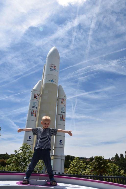 Ariane 5 Francja Tuluza atrakcje dla dzieci