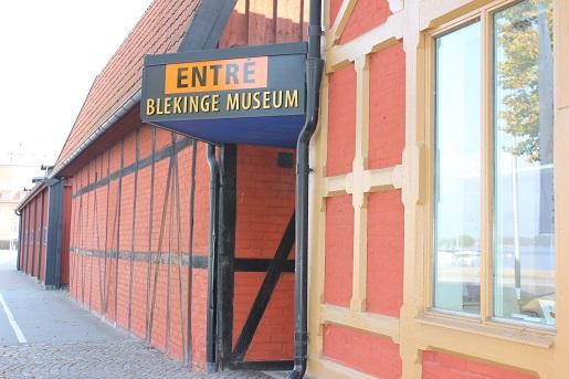 muzeum Blekinge Karlskrona co zobaczyć z dzieckiem