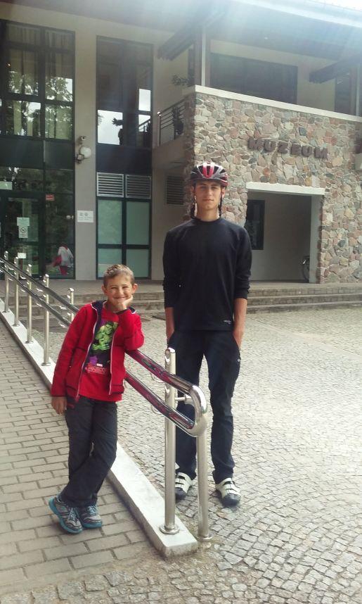 Rezerwat Żubrów Białowieża atrakcje dla dzieci
