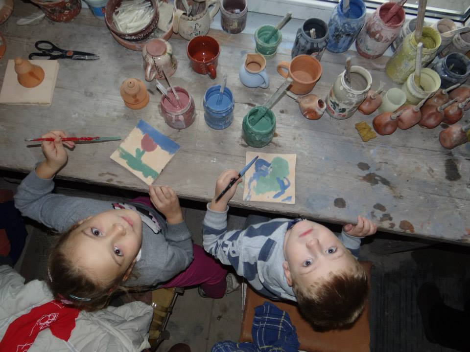 Żywe muzeum ceramiki