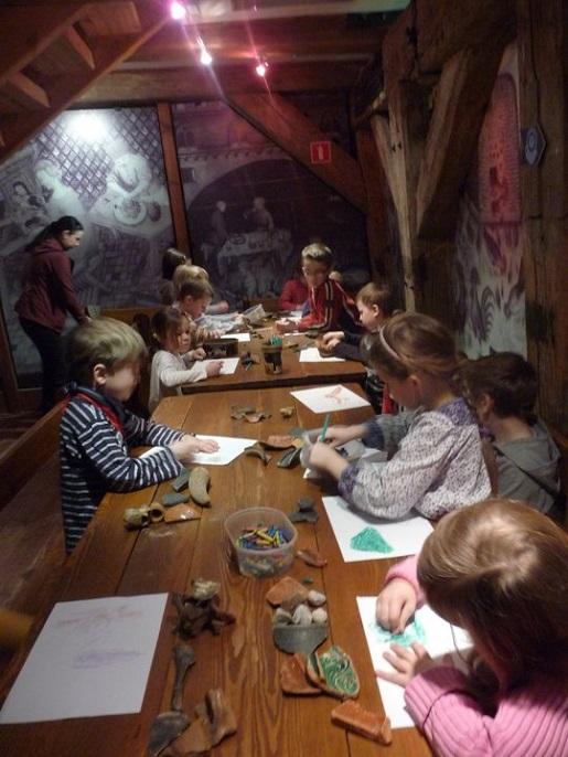 Muzeum dla dzieci Gdańsk -Błękitny Baranek