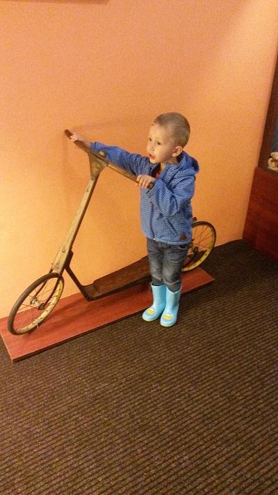 muzeum dla dzieci w Krynicy Zdrój