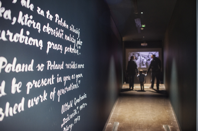 Muzeum Emigracji Gdynia rodzinne atrakcje