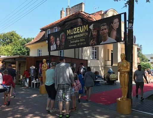 muzeum figur woskowych Jastrzębia Góra opinie