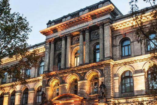 Muzeum Historii Naturalnej Berlin opinie