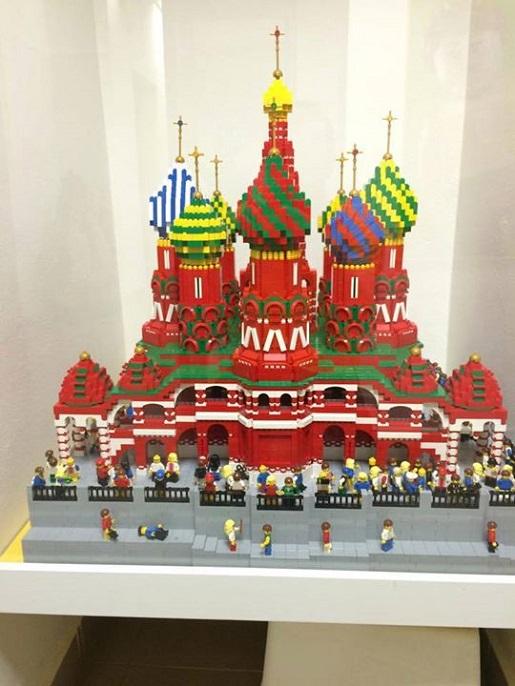 atrakcje dla dzieci: muzeum Lego Praga