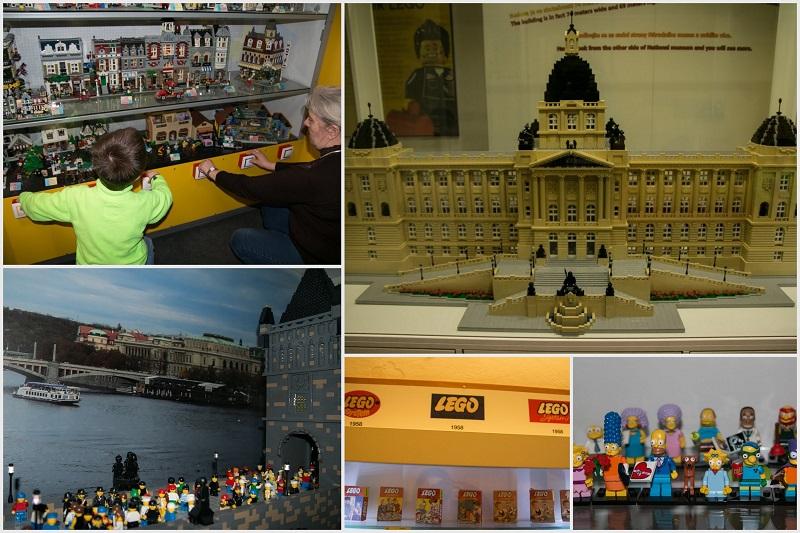 Muzeum LEGO Praga opinie z dzieckiem weekend