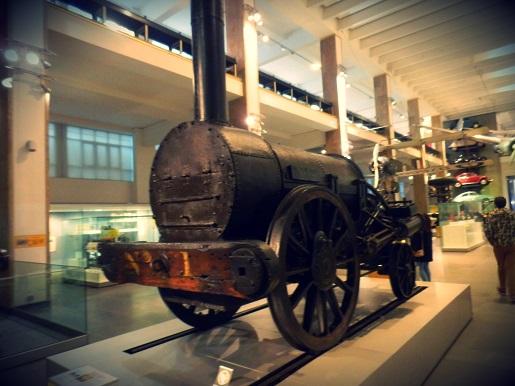 Muzeum Nauki Londyn - atrakcje dla dzieci