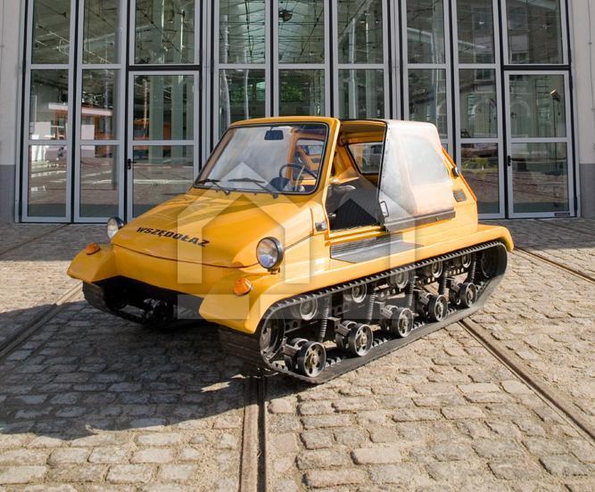 Szczecin rodzinne atrakcje Muzeum Techniki
