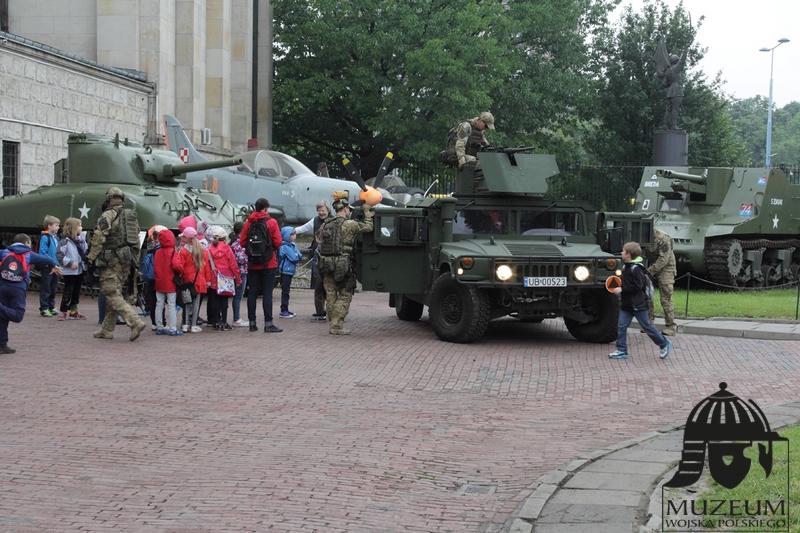 Muzeum Wojska Polskiego Wystawy