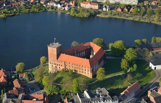Muzeum Zamek Koldinghus Dania