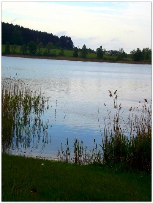 Jezioro Żbik - Mazury
