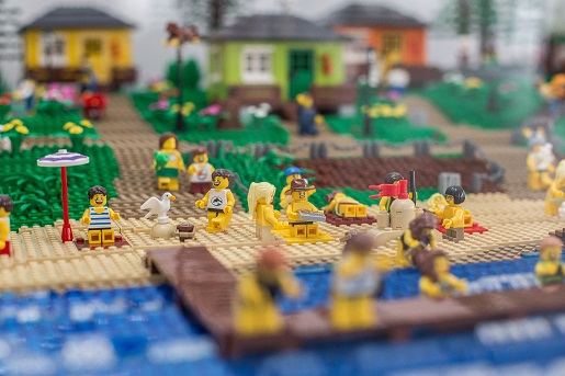 Nadmorska Wystawa Klocków LEGO