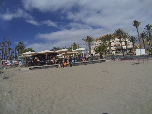 plaże na Teneryfie opinie