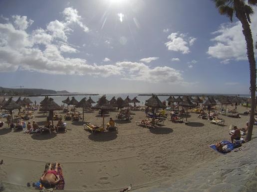 Gdzie najlepsze plaże na Teneryfie