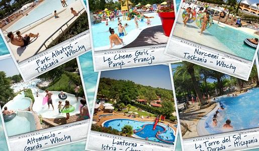 najlepsze kempingi w Europie na wakacje z dzieckiem