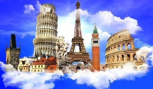 najpopularniejsze miasta w Europie