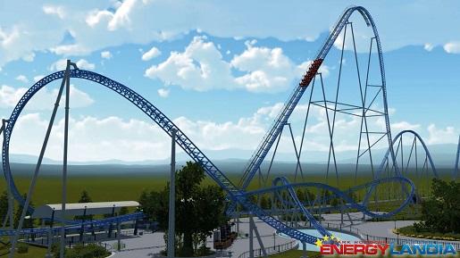 największy rollercoaster w Polsce Europie (1)