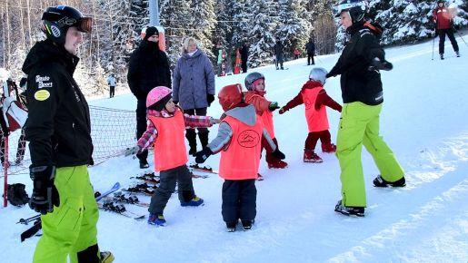 przedszkole narciarskie Szklarska Poręba atrakcje dla dzieci
