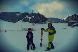 nauka nart dzieci alpy austria opinie