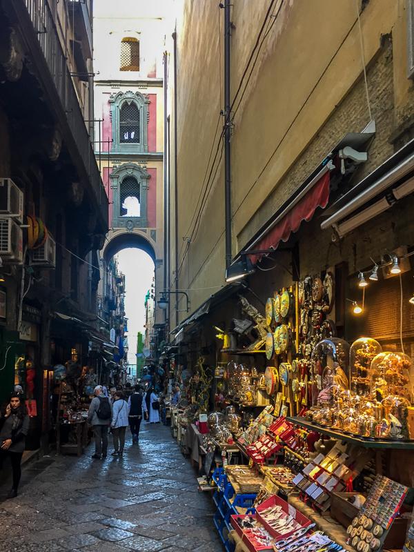 weekend z dzieckiem Neapol opinie