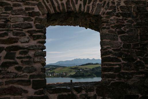 Jezioro Czorsztyńskie Pieniny atrakcje opinie
