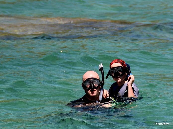 snorkeling Filipiny opinie