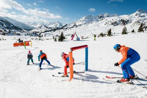 Austria narty z dziećmi opinie atrakcje