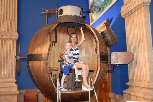 oceanarium Monako Francja opinie atrakcje